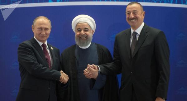 اجلاس سه جانبه ایران روسیه آذربایجان,اخبار سیاسی,خبرهای سیاسی,دولت