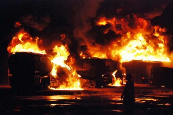 حوادث جاده ای در مسکو,اخبار حوادث,خبرهای حوادث,حوادث