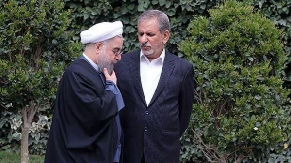 دکتر حسن روحانی و اسحاق جهانگیری,اخبار سیاسی,خبرهای سیاسی,اخبار سیاسی ایران