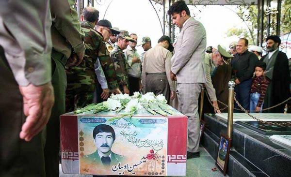 شهید حسین ادیبان,اخبار مذهبی,خبرهای مذهبی,فرهنگ و حماسه