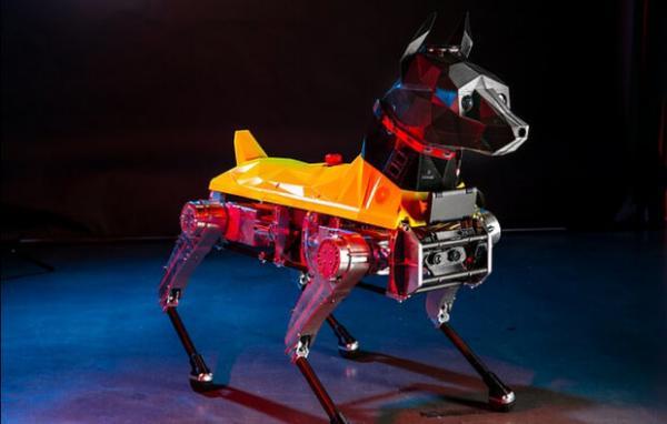 سگ رباتیکی Astro,اخبار علمی,خبرهای علمی,اختراعات و پژوهش