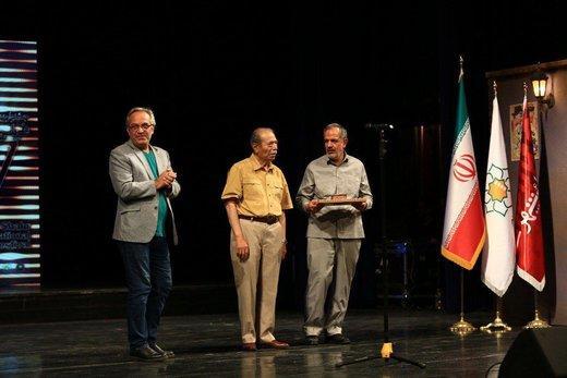 علی نصیریان,اخبار هنرمندان,خبرهای هنرمندان,جشنواره