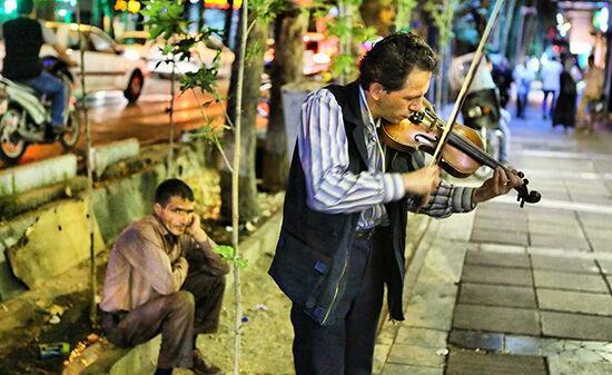 ساز و آواز خیابانی,اخبار هنرمندان,خبرهای هنرمندان,موسیقی