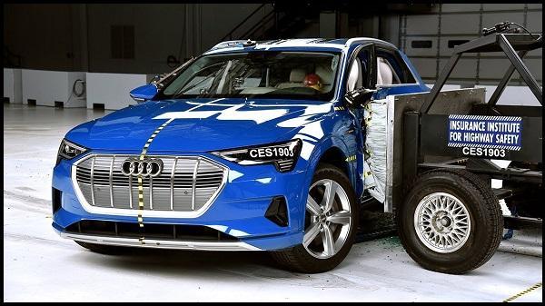 خودرو آئودی E Tron,اخبار خودرو,خبرهای خودرو,مقایسه خودرو