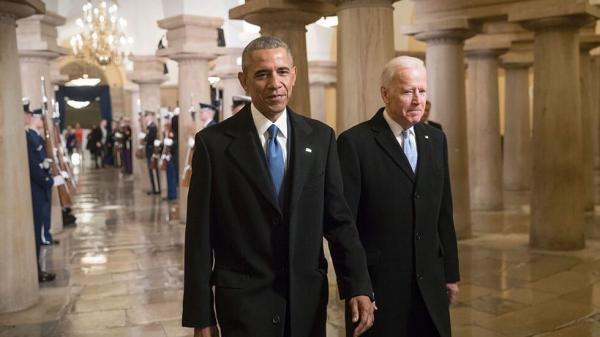 باراک اوباما و جو بایدن,اخبار سیاسی,خبرهای سیاسی,اخبار بین الملل