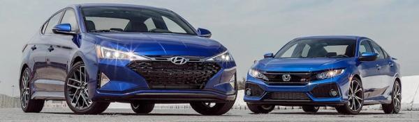 خودروهای مدل 2019,اخبار خودرو,خبرهای خودرو,مقایسه خودرو