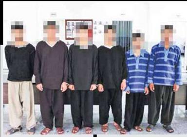 عاملان سرقت مسلحانه از صرافی در تهران,اخبار حوادث,خبرهای حوادث,جرم و جنایت