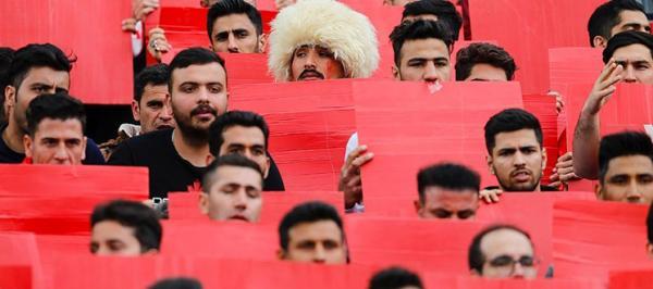 تماشاگران در ورزشگاه آزادی,اخبار فوتبال,خبرهای فوتبال,لیگ برتر و جام حذفی