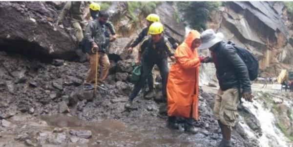 بارش شدید باران در هند,اخبار حوادث,خبرهای حوادث,حوادث طبیعی