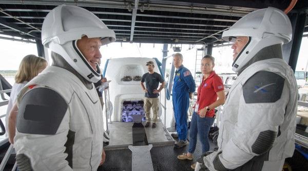 همکاری ناسا و Space X,اخبار علمی,خبرهای علمی,نجوم و فضا