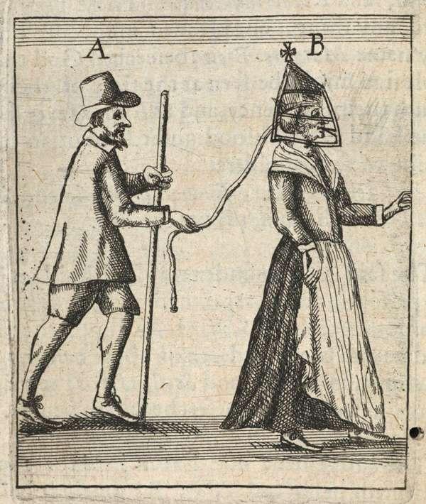 تنبیه زنان پرحرف در قرون وسطی,اخبار جالب,خبرهای جالب,خواندنی ها و دیدنی ها