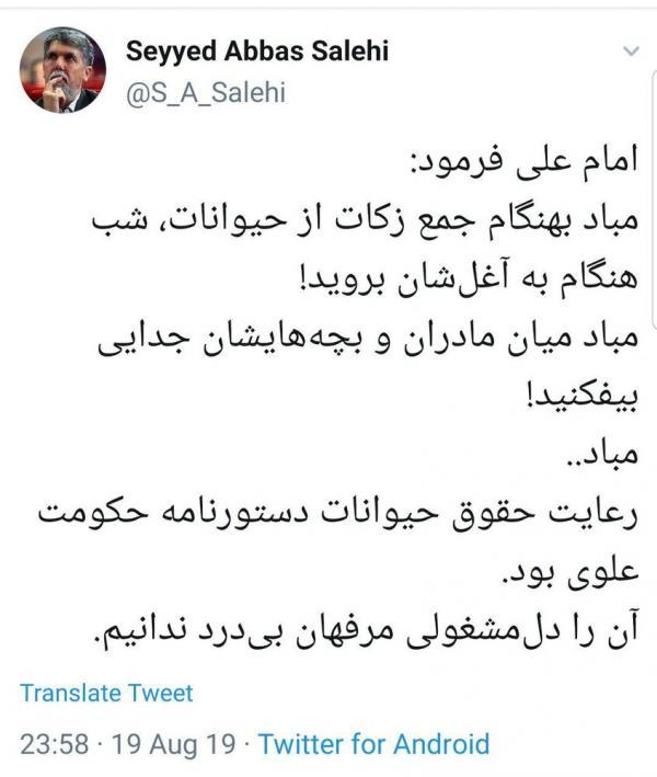 سیدعباس صالحی,اخبار فیلم و سینما,خبرهای فیلم و سینما,مدیریت فرهنگی