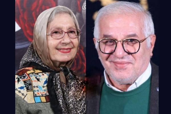 شیرین یزدانبخش و فرید سجادی حسینی,اخبار فیلم و سینما,خبرهای فیلم و سینما,سینمای ایران