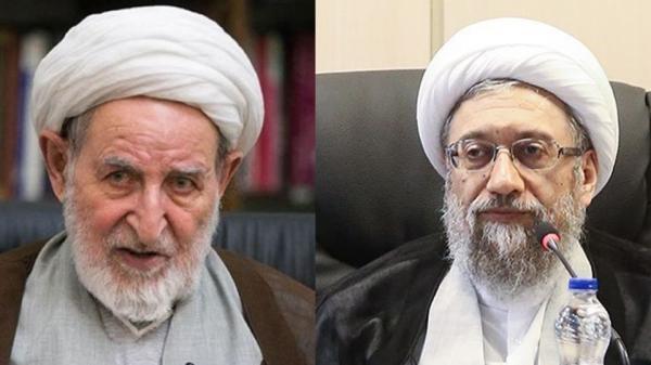 آیت الله محمد یزدی و آیت الله صادق آملی لاریجانی,اخبار سیاسی,خبرهای سیاسی,اخبار سیاسی ایران