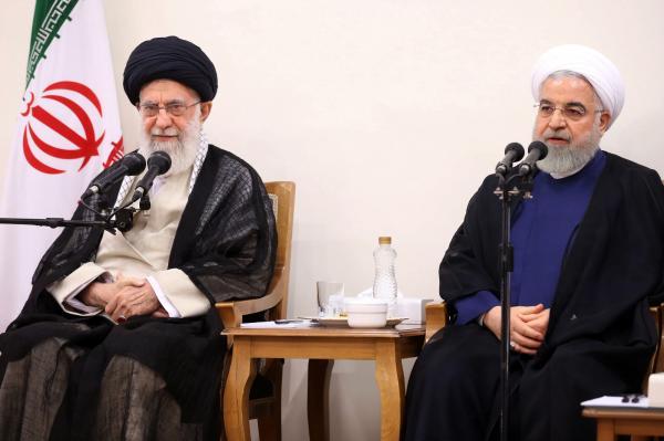 حضرت آیتالله خامنهای و دکتر حسن روحانی,اخبار سیاسی,خبرهای سیاسی,دولت