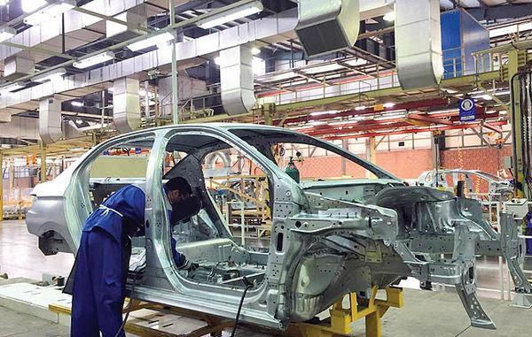 تولید خودرو در ایران,اخبار خودرو,خبرهای خودرو,بازار خودرو