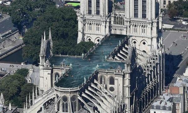 کلیسای نوتردام,اخبار فرهنگی,خبرهای فرهنگی,میراث فرهنگی