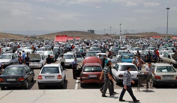 گرانی در بازار خودرو,اخبار خودرو,خبرهای خودرو,بازار خودرو