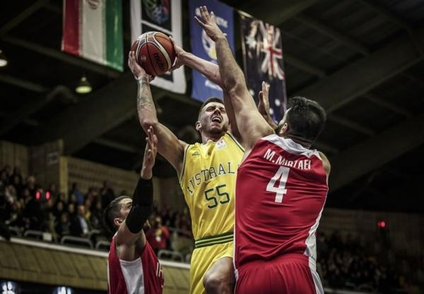 دیدار تیم ملی بسکتبال ایران و روسیه,اخبار ورزشی,خبرهای ورزشی,والیبال و بسکتبال