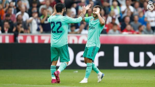 دیدار رئال مادرید و سالزبورگ,اخبار فوتبال,خبرهای فوتبال,اخبار فوتبال جهان