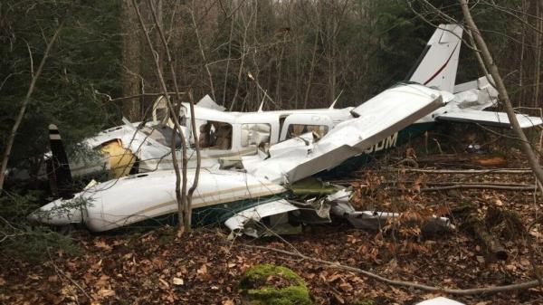 سقوط هواپیما در آمریکا,اخبار حوادث,خبرهای حوادث,حوادث