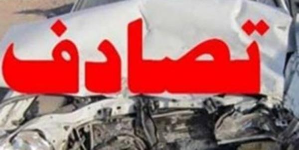 تصادف در محورهای سیستان و بلوچستان,اخبار حوادث,خبرهای حوادث,حوادث