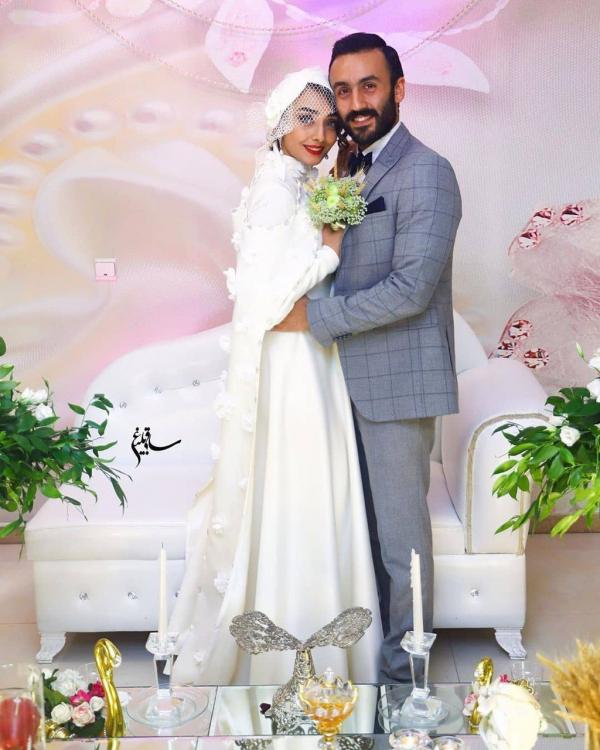 مراسم ازدواج پویان گنجی و دریا دشتی,اخبار هنرمندان,خبرهای هنرمندان,بازیگران سینما و تلویزیون