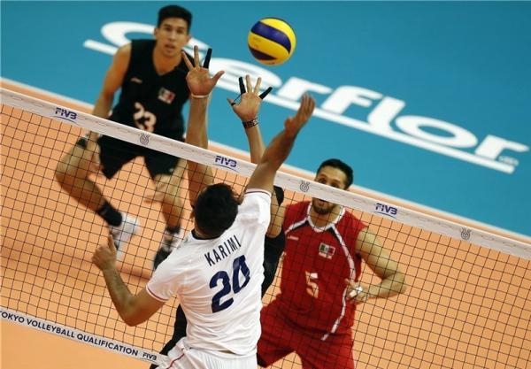 دیدار تیم ملی والیبال ایران و مکزیک,اخبار ورزشی,خبرهای ورزشی,والیبال و بسکتبال