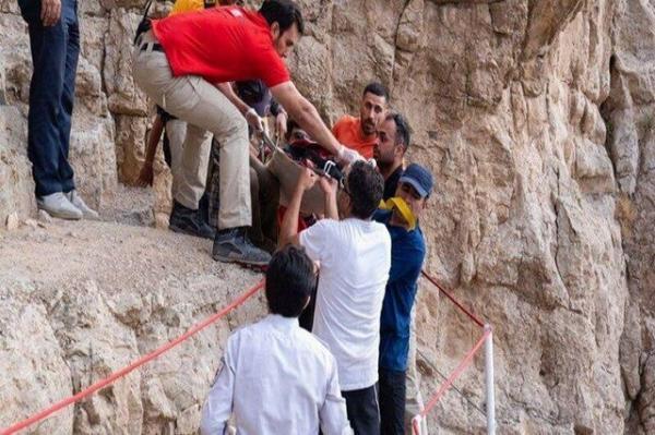 شوخیهای مرگبار در ارتفاعات کوه صفه اصفهان,اخبار حوادث,خبرهای حوادث,حوادث امروز