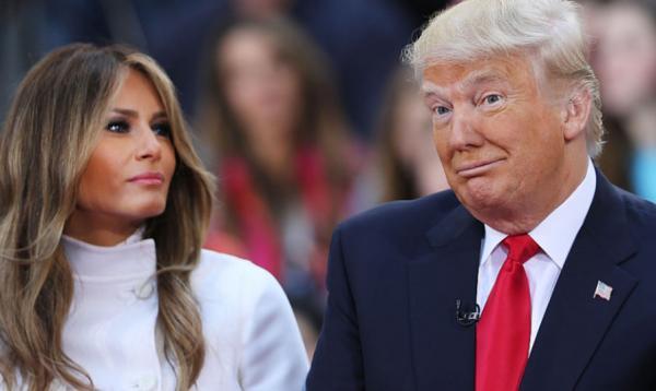 دونالد و ملانیا ترامپ,اخبار سیاسی,خبرهای سیاسی,سیاست
