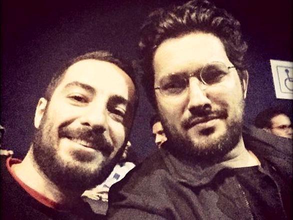 نوید محمدزاده و حامد بهداد,اخبار هنرمندان,خبرهای هنرمندان,اخبار بازیگران
