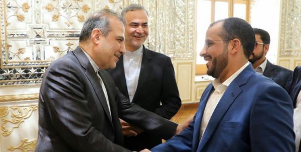 دیدار دستیار ارشد وزیر خارجه و سخنگوی انصارالله,اخبار سیاسی,خبرهای سیاسی,سیاست خارجی