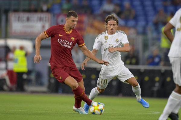 دیدار رئال مادرید و رم,اخبار فوتبال,خبرهای فوتبال,اخبار فوتبال جهان