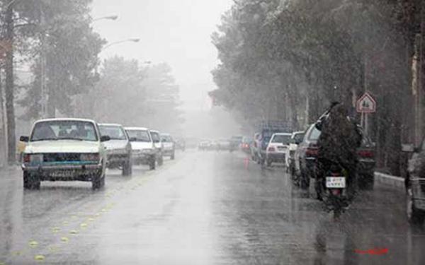 بارش باران,اخبار اجتماعی,خبرهای اجتماعی,وضعیت ترافیک و آب و هوا