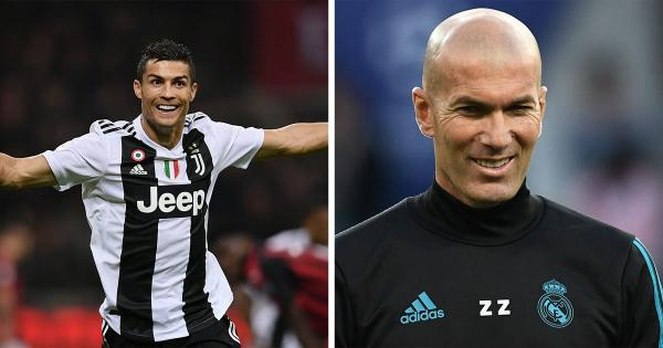 کریستیانو رونالدو و زیدان,اخبار فوتبال,خبرهای فوتبال,اخبار فوتبال جهان