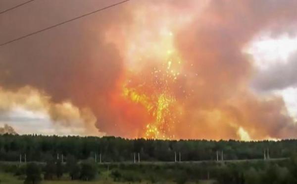 انفجار هستهای روسیه,اخبار سیاسی,خبرهای سیاسی,دفاع و امنیت