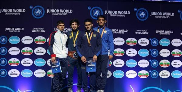 کشتی آزاد جوانان قهرمانی جهان,اخبار ورزشی,خبرهای ورزشی,کشتی و وزنه برداری