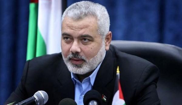 هنیه: آماده گفتوگوی غیر مستقیم با اسرائیل هستیم