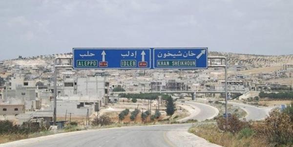 ارتش سوریه پس از 5 سال وارد خان شیخون شد