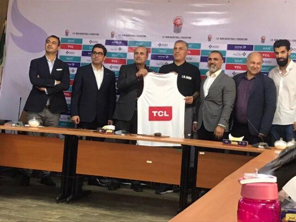 پیراهن جدید تیم ملی بسکتبال,اخبار ورزشی,خبرهای ورزشی,والیبال و بسکتبال