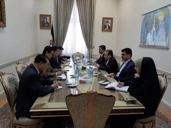 دیدار عراقچی و مقامات کره شمالی,اخبار سیاسی,خبرهای سیاسی,سیاست خارجی