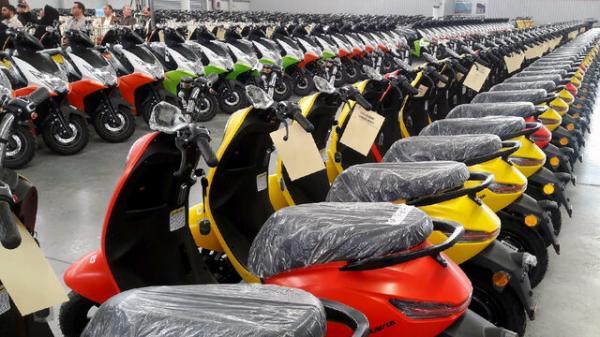 موتورسیکلتهای برقی,اخبار خودرو,خبرهای خودرو,وسایل نقلیه