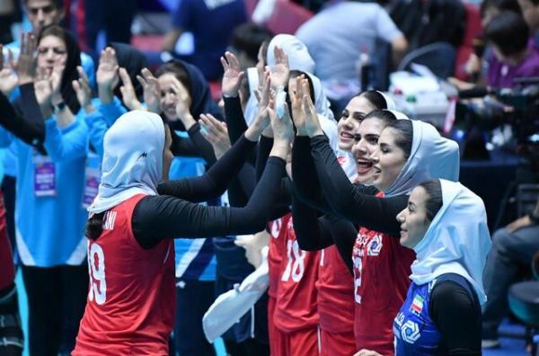 تیم ملی والیبال بانوان,اخبار ورزشی,خبرهای ورزشی,ورزش بانوان