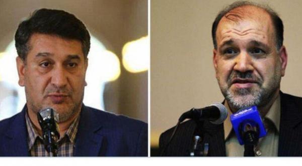 فریدون احمدی و محمد عزیزی,اخبار سیاسی,خبرهای سیاسی,مجلس