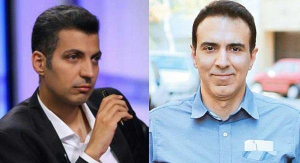 عادل فردوسی پور و مزدک میرزایی,اخبار صدا وسیما,خبرهای صدا وسیما,رادیو و تلویزیون