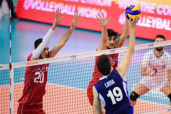 دیدار تیم ملی والیبال جوانان ایران و ایتالیا,اخبار ورزشی,خبرهای ورزشی,والیبال و بسکتبال