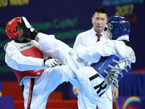 مسابقات تکواندو قهرمانی نونهالان آسیا,اخبار ورزشی,خبرهای ورزشی,ورزش