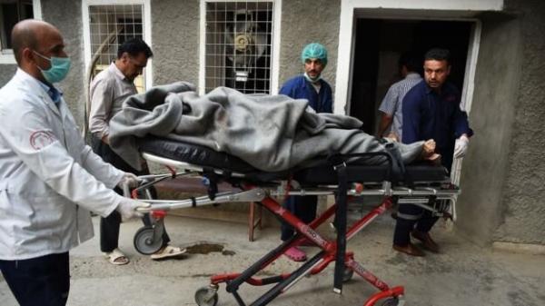 انفجار و تیراندازی در کابل,اخبار افغانستان,خبرهای افغانستان,تازه ترین اخبار افغانستان