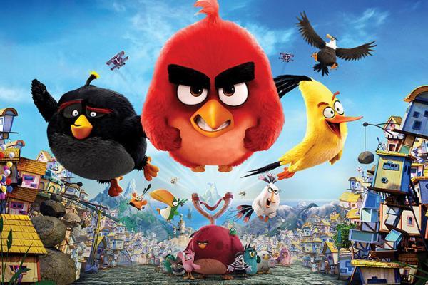 انیمیشن پرندگان خشمگین ۲,اخبار فیلم و سینما,خبرهای فیلم و سینما,اخبار سینمای جهان
