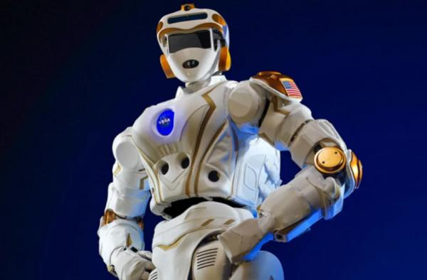 ربات انسان نمای ناسا,اخبار علمی,خبرهای علمی,نجوم و فضا